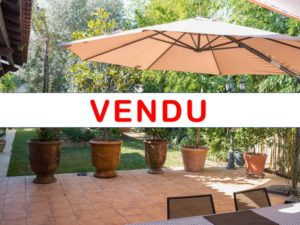 Villa vendue rapidement à Nimes